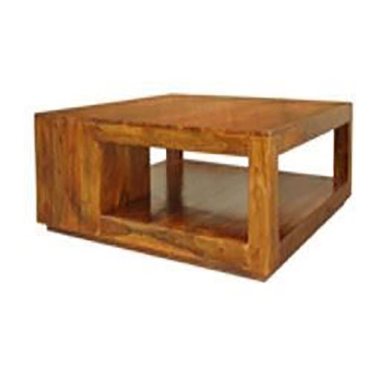 Buy Tulsi Coffee Table for Living Room Furniture