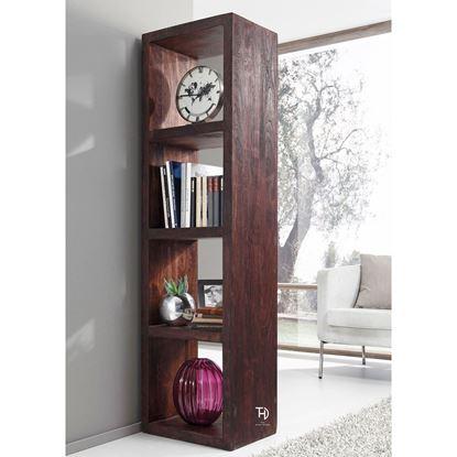 Buy Veendo Shy Bookrack for Study Room Furniture