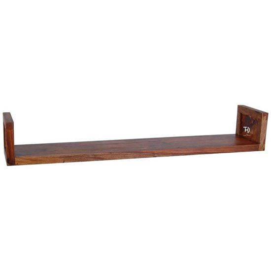 buy wooden wall shelves