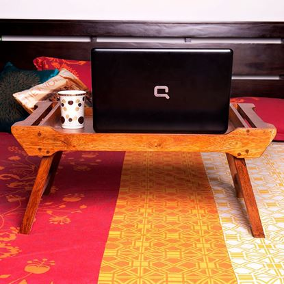 Buy Serving Tray cum Bed Table online