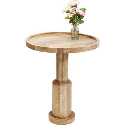 Side table natural
