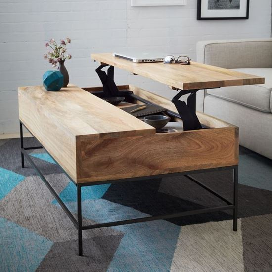 Coffee Table with lift