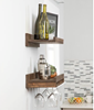 Buy Rustic Wine wall rack