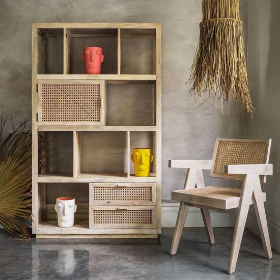 Buy online Alanta Bookcase